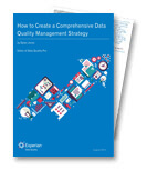 How to create a comprehensive data quality management strategy