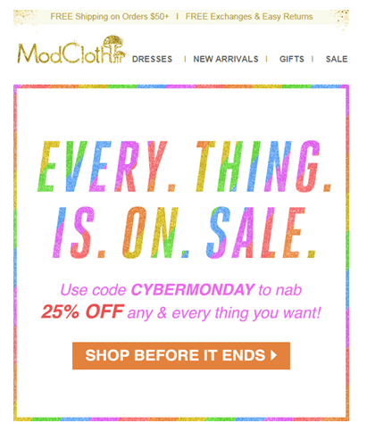 modcloth-email-marketing