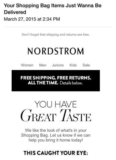 nordstrom-email-marketing