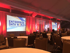 Data nerds rejoice: 5 key takeaways from the 2016 Enterprise Data World