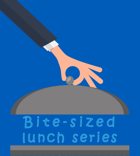 Bite-sized lunch series recap: Micro-moments, mobile payments, and a 360° customer view