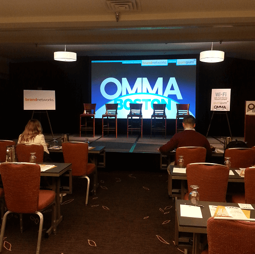 Puns and pundits at MediaPost's OMMA Boston '16