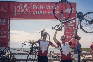 Racing for a cure: Experian & The PMC