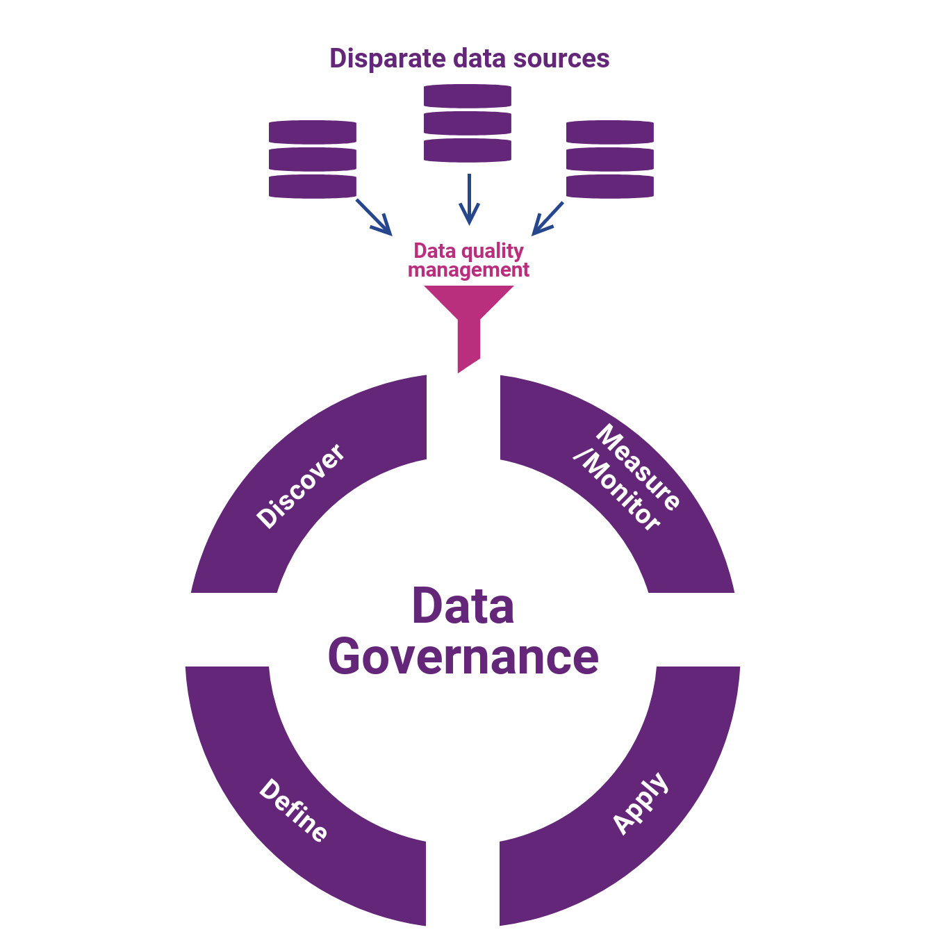 Data quality in the data governance process
