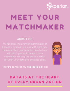 Meet your matchmaker
