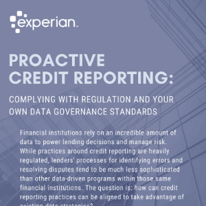 Proactive Metro 2® Credit Reporting