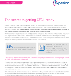 Starting the CECL Process