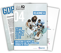 GDPR Impact Series Research 2018: