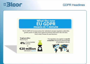 Webinar: GDPR and Data Governance with Bloor Research