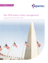 state of data management in the public sector