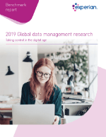 2019 global data management research