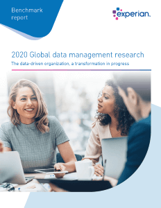 2020 Global data management research