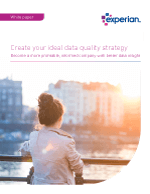 Create your ideal data quality strategy