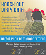 Knock out dirty data