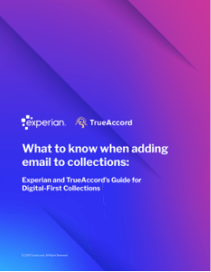 Adding email to collections